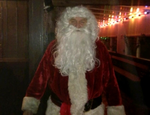childrens entertainer santa